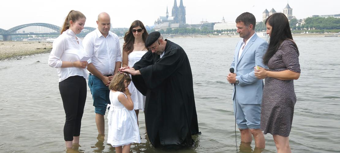 Themenpaket Taufe Presseekirde